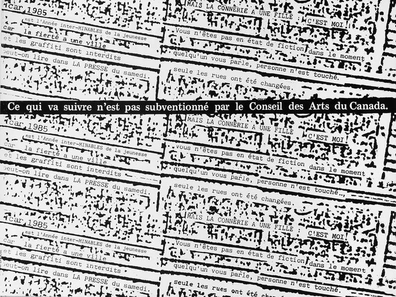 Marcel Blouin, Ciel variable 1, p.44. © Tous droits réservés