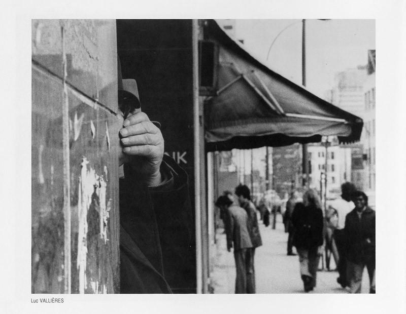 Photo: Luc Vallières, Rumeurs / Mureurs, Ciel variable 2, p.14. © Tous droits réservés