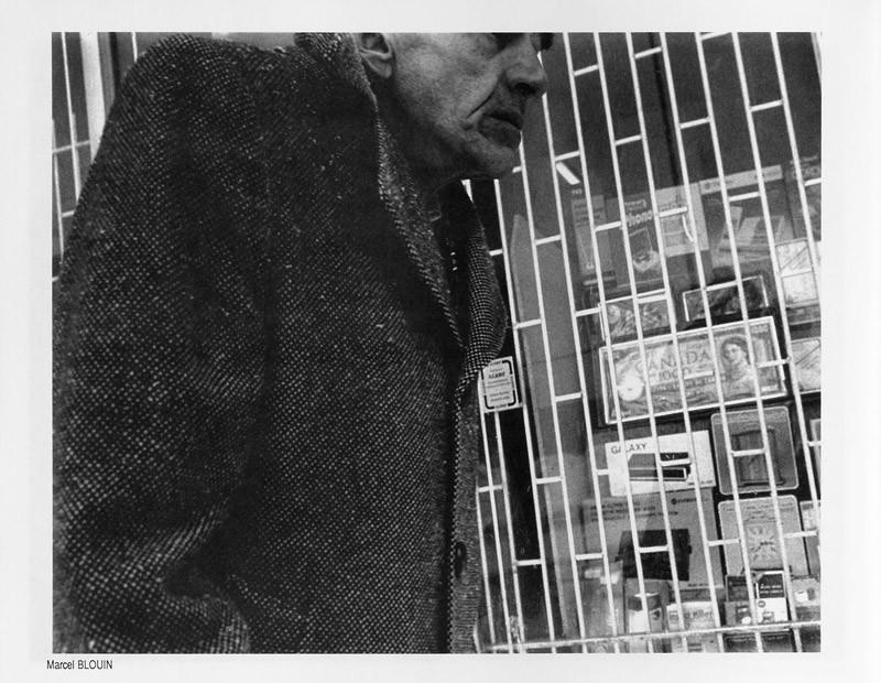 Photo: Marcel Blouin, Rumeurs / Mureurs, Ciel variable 2, p.16. © Tous droits réservés