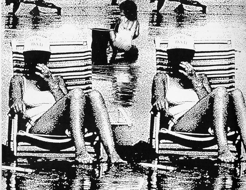 Hélène Cyr et Diane Morin, Sans titre, Ciel variable 2, p.58. © Tous droits réservés