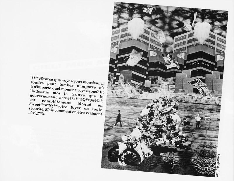 Bérard et Gauthier, Hors-la-ville, Ciel variable 3-4, p.39. © Tous droits réservés