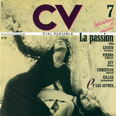 Ciel variable 07 – LA PASSION
