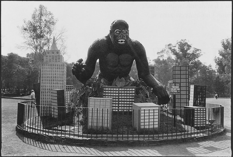 Alain Chagnon, King Kong, Mexico. © Alain Chagnon