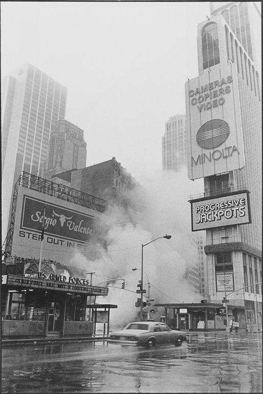 Alain Chagnon, Times Square, New York. © Alain Chagnon