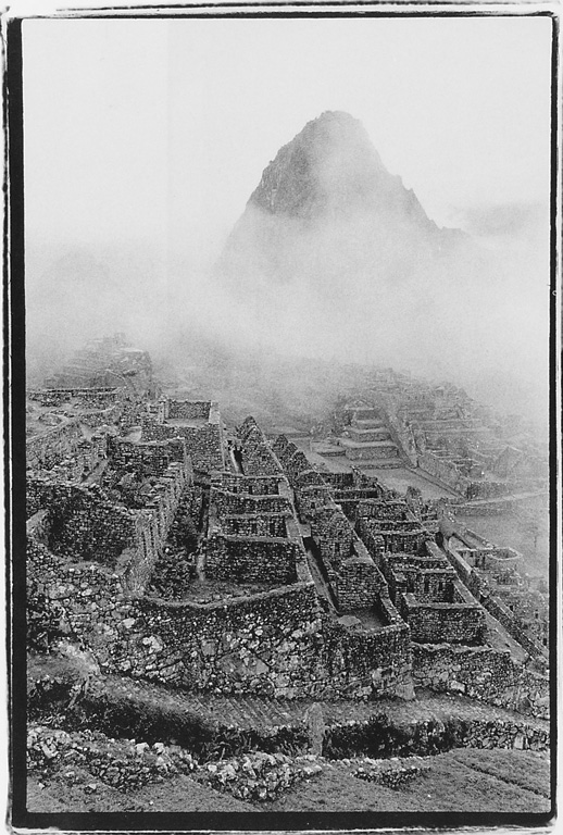 Marcel Blouin, Machu Pichu, Pérou. © Marcel Blouin