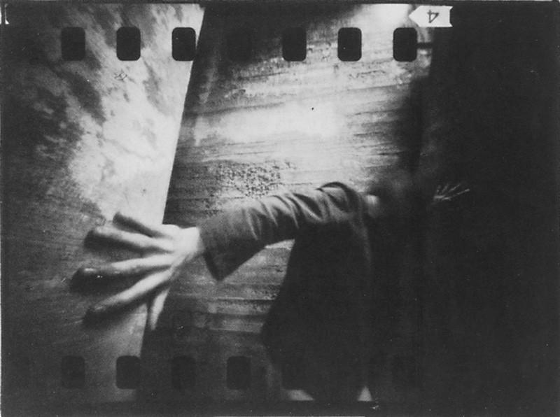 Paul Cimon, Sans titre (Élément d'un diptyque). © Paul Cimon