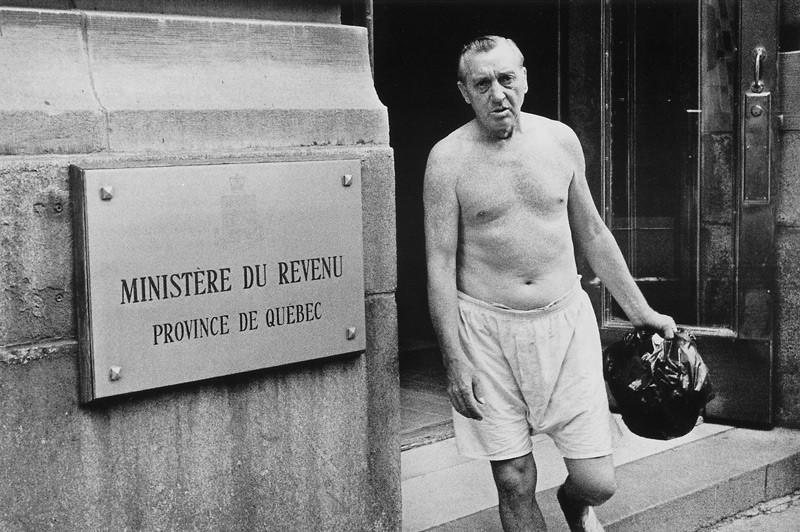 Michel Gravel, Sans titre. © Michel Gravel