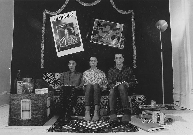 Gautier, Bérard et Montpetit, Au Salon © Tous droits réservés