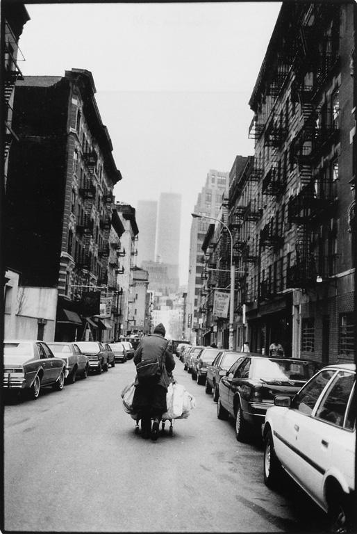 Gilbert Duclos, New York. © Gilbert Duclos