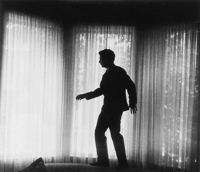 Anonyme, Claude Jutra à l'époque d' À tout prendre, collection Cinémathèque québécoise. © Cinémathèque québécoise