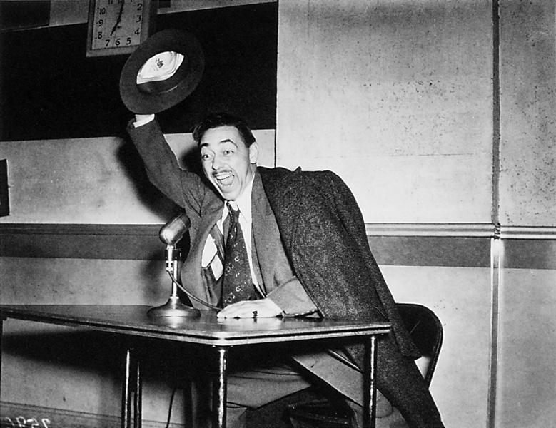 Roméo Gariépy, Michel Normandin, 1950. ©Roméo Gariépy