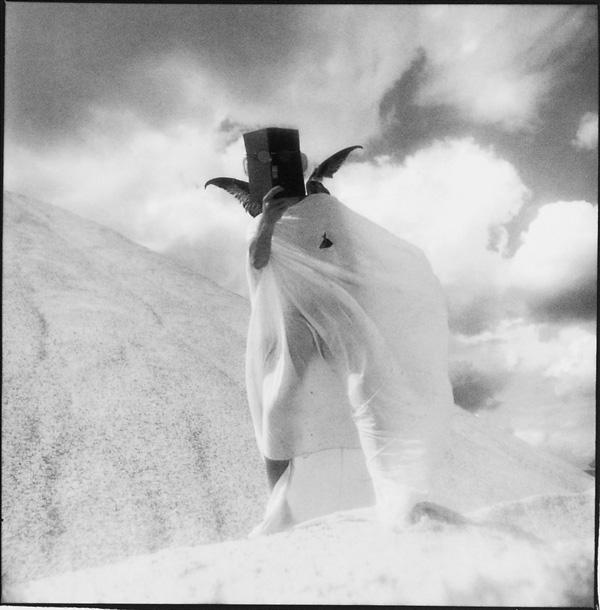 Marc Tessier, Bill à la plage. ©Marc Tessier