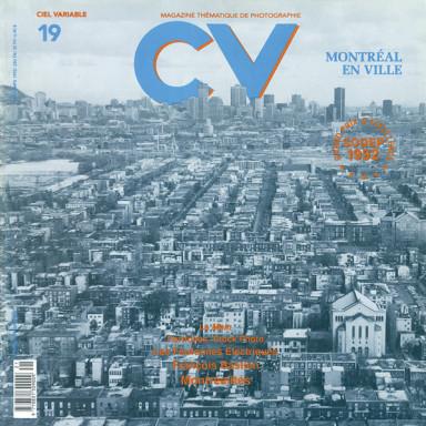 Ciel variable 19 – MONTRÉAL EN VILLE