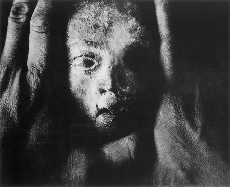 Gerardo Suter, Desde la tierra del dia y la noche, 1986. ©Gerardo Suter