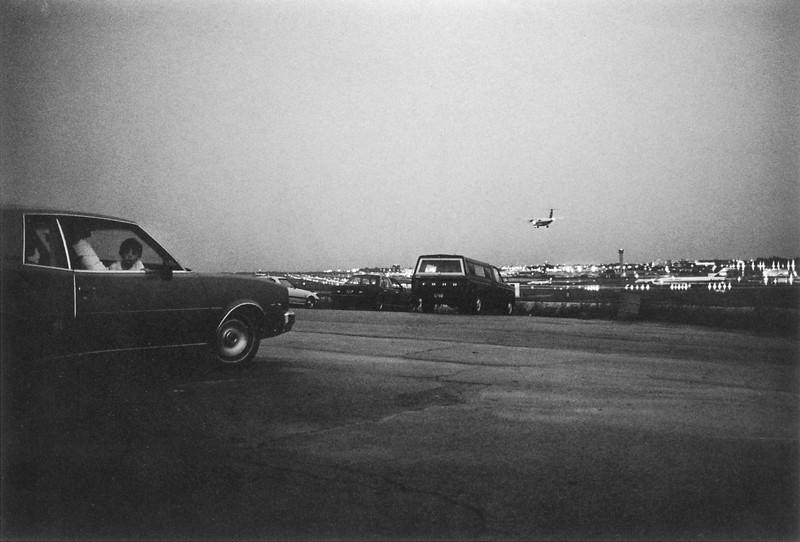 Marc-Antoine Daudelin, St Louis, Missouri, de la série Errances américaines, 1990. ©Marc-Antoine Daudelin