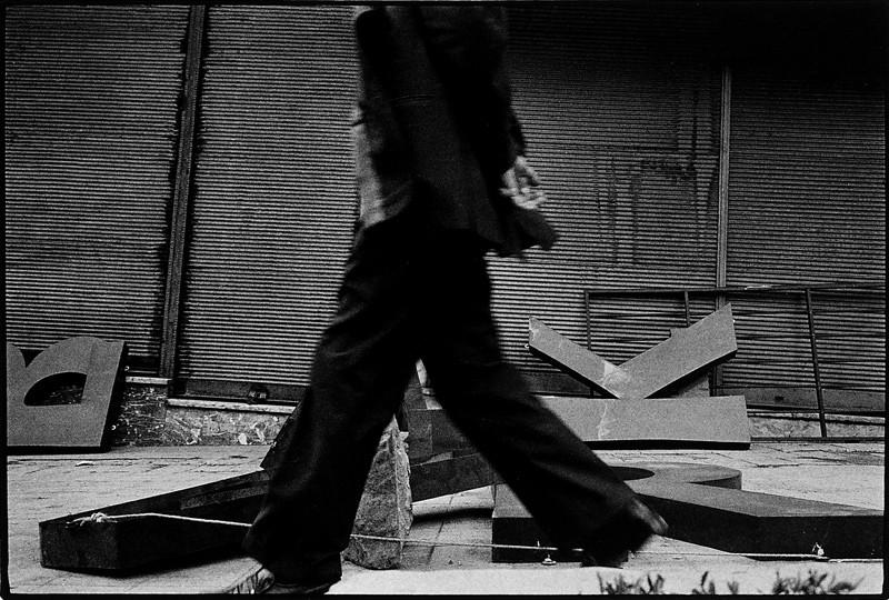 Bertrand Carrière, Istanbul,Turquie, 1989. ©Bertrand Carrière