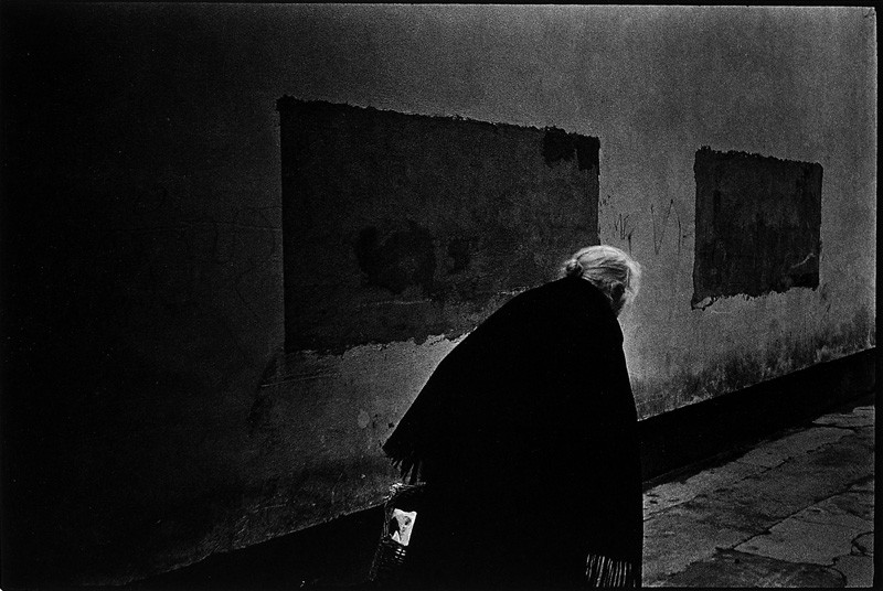 Bertrand Carrière, Salway, Irlande, 1986. ©Bertrand Carrière