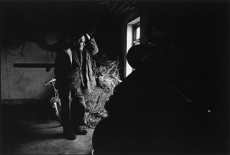 Bertrand Carrière, Achill Sound, Irlande, 1986. ©Bertrand Carrière