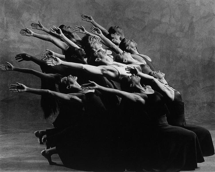 Cylla von Tiedemann, Toronto Dance Theatre, Toronto, 1991. ©Cylla von Tiedemann