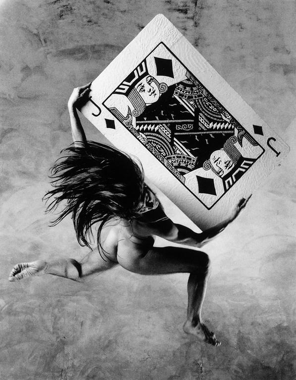Cylla von Tiedemann, Super jack (Benoît Lachambre), Toronto, 1990. ©Cylla von Tiedemann