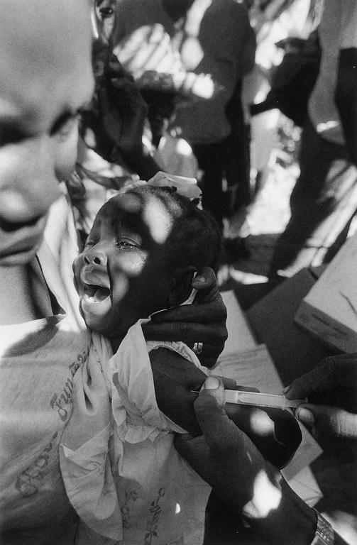 Benoît Aquin, Plateau central, Haïti (de la série Haïti Chérie), 1990, 40.6 x 50.8 cm. © Benoît Aquin