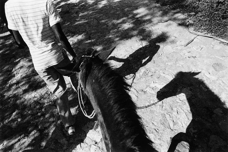 Benoît Aquin, Milot, Haïti (de la série Haïti Chérie), 1989, 40.6 x 50.8 cm © Benoît Aquin