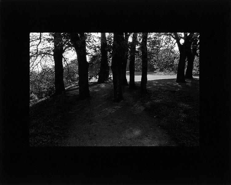 April Hickox, Sans titres de la série When the Mind Hears, Part II, 1993. © April Hickox