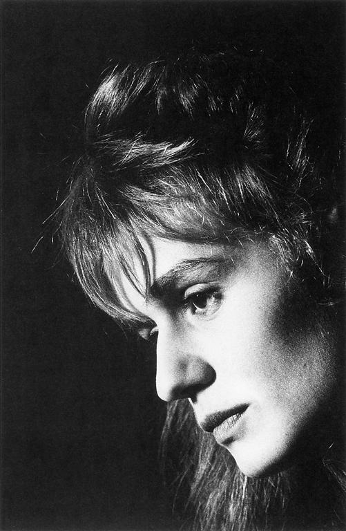 Jean-François Bérubé, Sandrine Bonnaire, 1989. © Jean-François Bérubé