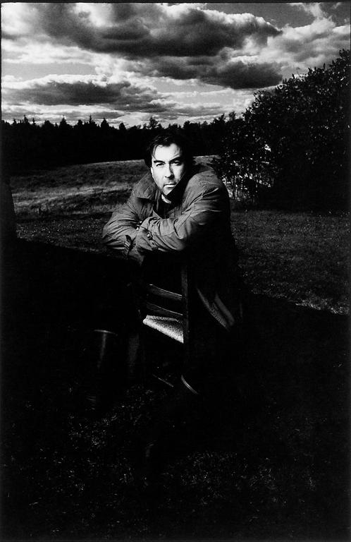 Jean-François Bérubé, Yvon Dumont, 1991. © Jean-François Bérubé