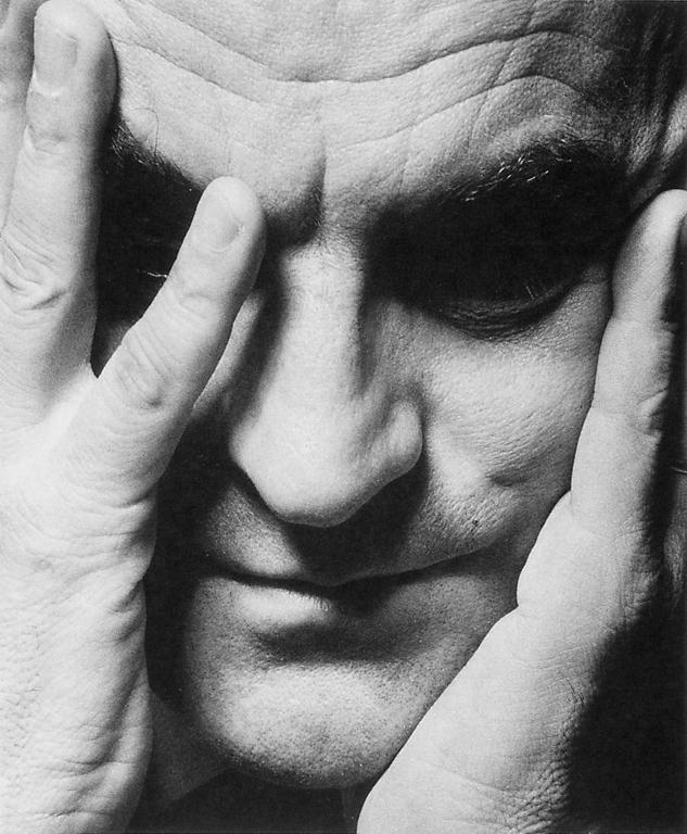 Jean-François Bérubé, Charles Dutoit, 1987. © Jean-François Bérubé