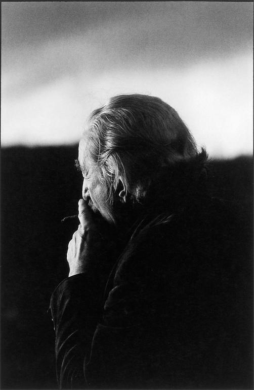 Jean-François Bérubé, Michel Chartrand, 1991. © Jean-François Bérubé