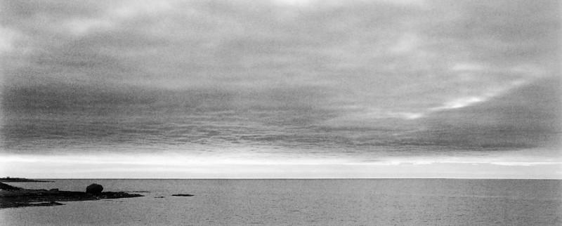 Michel Hébert, L'écran, 1992. © Michel Hébert