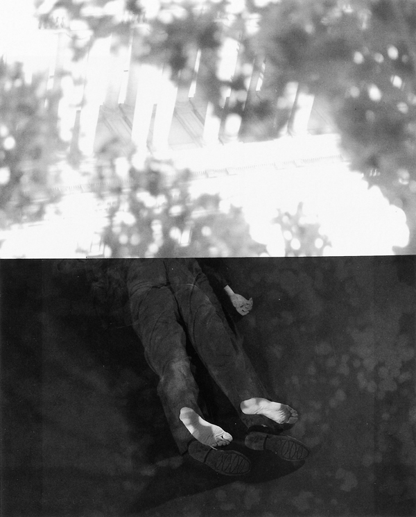 Louis Lussier, N°3 (de la série Testimonial Fabuleux); Sans titre, épreuves argentiques. © Louis Lussier