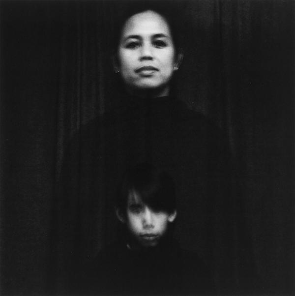 Charlotte Rosshandle, Bella & Miguel, 1989. © Charlotte Rosshandler