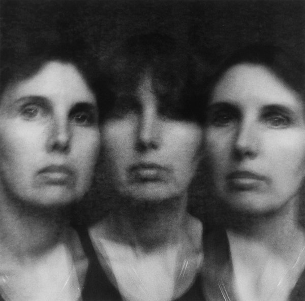 Charlotte Rosshandle, Autoportrait, 1988. © Charlotte Rosshandler