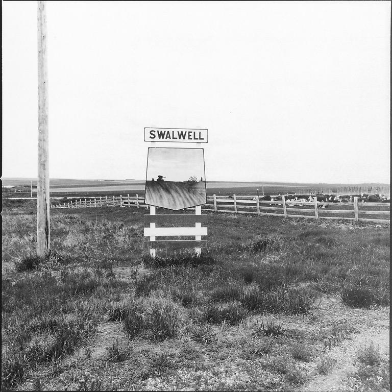 George Webber, Swalwell, Alberta, 1984. © George Webber