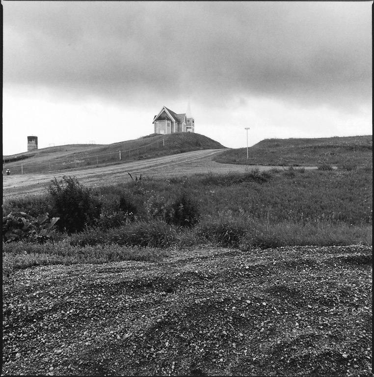 George Webber, Big Valley, Alberta, 1987. © George Webber