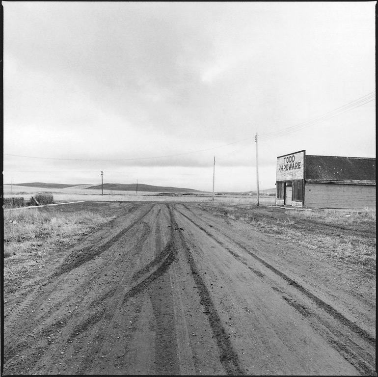 George Webber, Michichi, Alberta, 1987. © George Webber