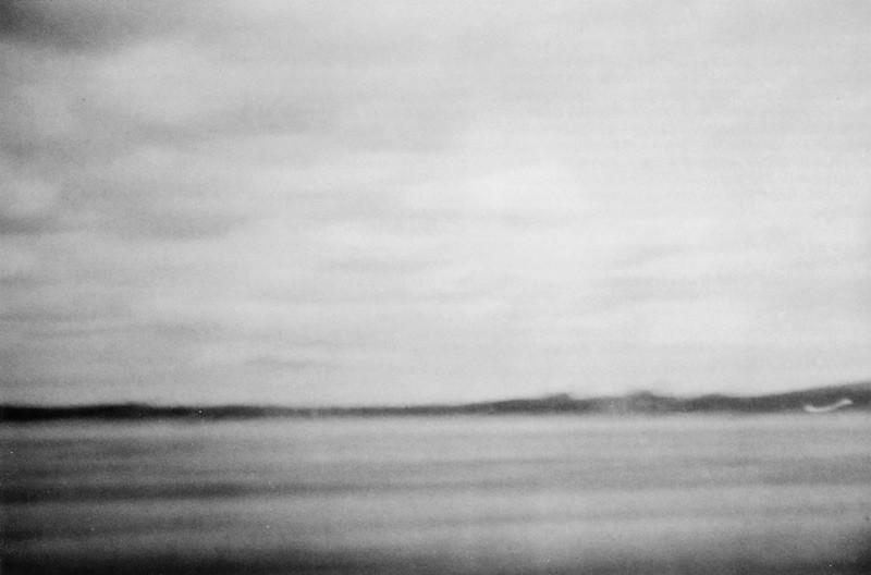 Sylvie Readman, Le Cinématographe (élément d'un diptyque), 1991. © Sylvie Readman