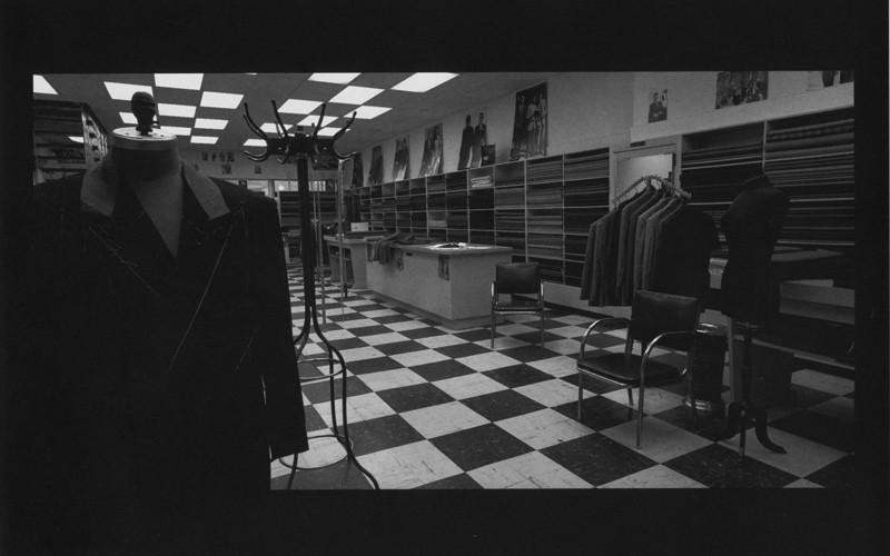 Claude-Philippe Benoit, Sans titre n° 11 (de la série Les Lieux Maîtres), 1995. © Claude-Philippe Benoit