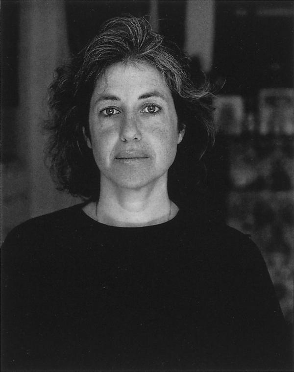 David Miller, Stephanie Colvey, 1990, épreuve argentique par contact. ©David Miller
