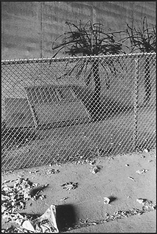 Serge Clément, Montréal quelque part, 1992-93, épreuve à la gélatine argentique, 50,8 x 61 cm, Collection Musée du Québec ©Serge Clément / Musée du Québec