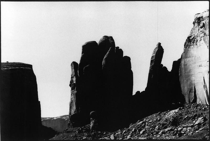 Charles Gagnon, Table de matière III (diptyque), 1993, épreuves à la gélatine argentique, 40.4 x 50.3 cm chacune, collection Musée du Québec. ©Charles Gagnon / Musée du Québec