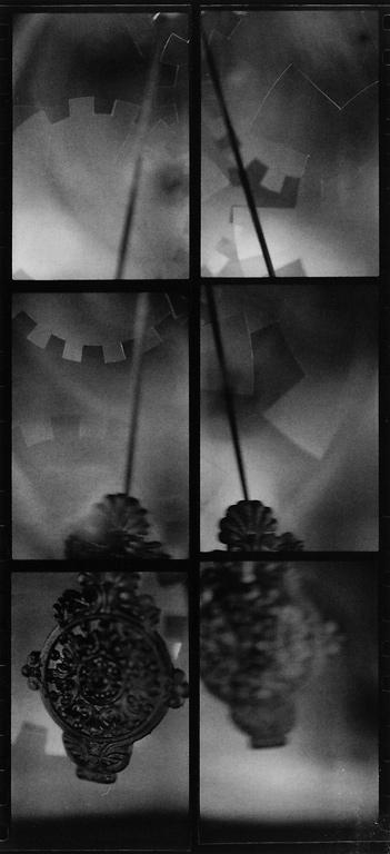 Randy Koroluk, Central Pendulum, 1994, 104 x 48.5 cm. ©Randy Koroluk