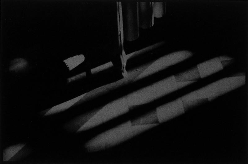 Miki Gingras, Sans titre, de la série Exits, 1993. ©Miki Gingras