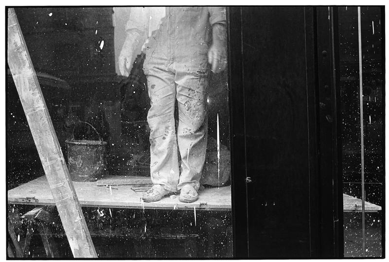 Daniel Kieffer, Rue de Turenne, Paris, 1989. ©Daniel Kieffer