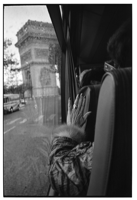 Daniel Kieffer, Paris, 1991. ©Daniel Kieffer
