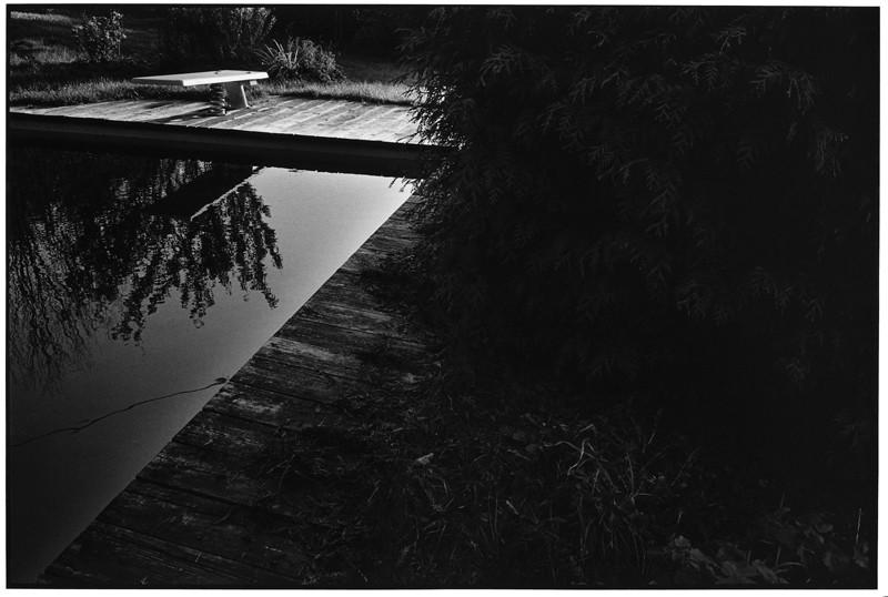 Daniel Kieffer, Edrechi, France, novembre 1986. ©Daniel Kieffer