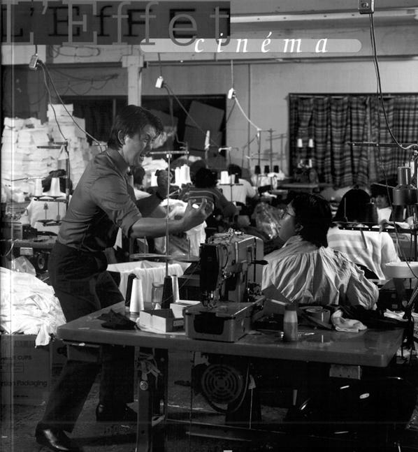 Réal Lussier & Olivier Asselin, L'Effet cinéma, Musée d'art contemporain de Montréal, 1995, 58 pp. Reproductions in black and white and colour.
