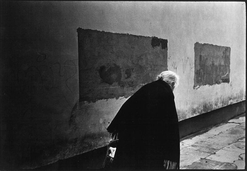 Bertrand Carrière, Galway-Irlande, 1986, épreuve argentique. © Bertrand Carrière